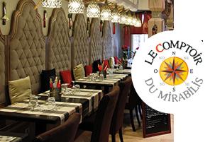 Le bistro d 39 hugo courlans traiteur vente de produits faits maison bar restaurant - Le comptoir du mirabilis ...